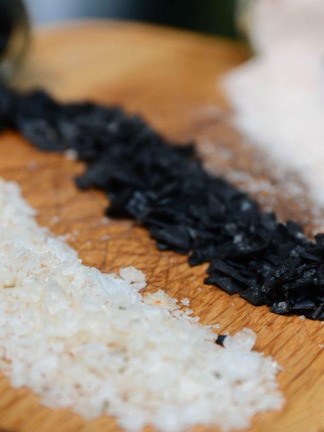 tipuri de sare